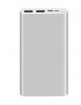 Зовнішній акумулятор (Power Bank) Xiaomi Mi Power bank 3 10000mAh Silver PLM13ZM