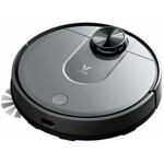 Робот-пилосос з вологим прибиранням Viomi Cleaning Robot V2 Pro Black (V-RVCLM21B)