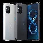 Смартфон ASUS ZenFone 8 8/128GB Obsidian Black (ZS590KS-2A007EU)