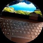 Гравировка русскоязычной клавиатуры + установка русскоязычного лицензионного Windows 10 Home