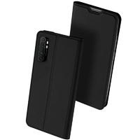 Xiaomi Mi Note 10 lite защитный чехол-книжка