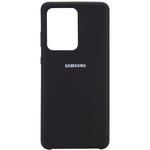 Чехол Silicone для Samsung Galaxy S20 Ultra